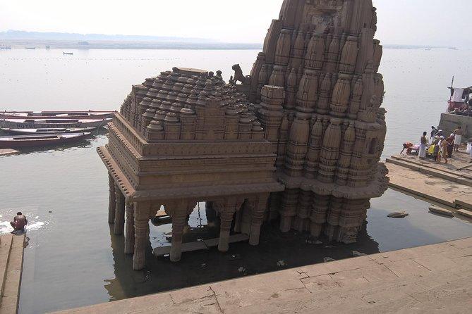 Varanasi Historical Ashramas, temples and Ghats Discovery
