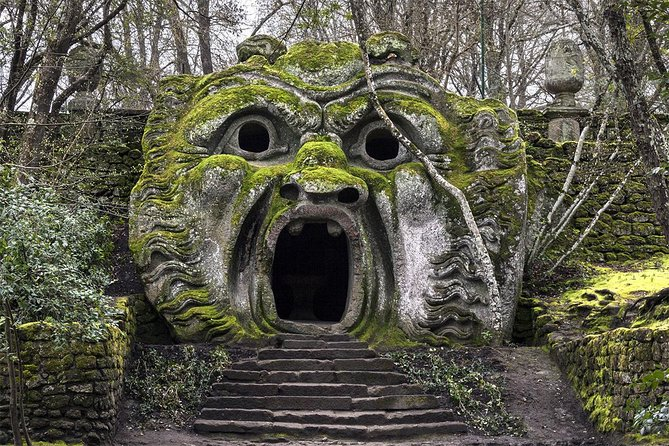 The monster of Bomarzo&Caprarola shore excursion from Civitavecchia's port