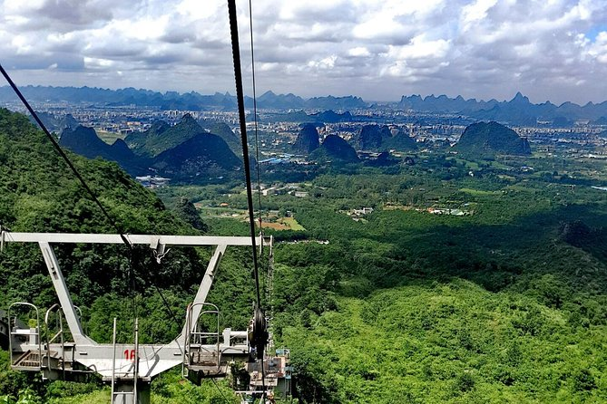 Half Day Yao Mountain Tour with the Chairlift up and Toboggan down photo 7