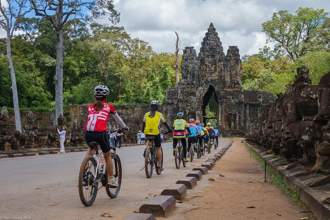 Angkor Region & Rainforest Bike Tour