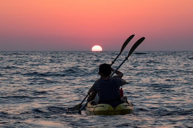 Adventure Dubrovnik - Sea Kayaking, Snorkeling, Sunset and Wine -with Snack!