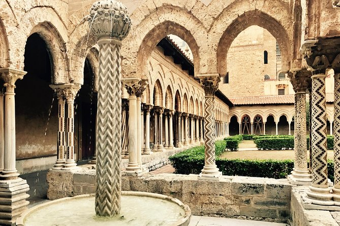 Exclusive CEFALU' and MONREALE Tour - with Local Guide - starts from Palermo