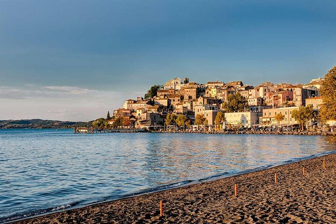 Roman countryside&Lake Bracciano private day trip from Rome