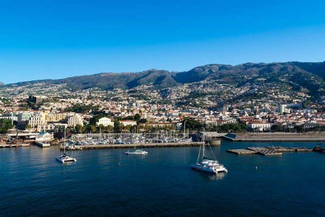Funchal Shore Excursion: Porto Muniz By Jeep with Waterfalls & Swimming