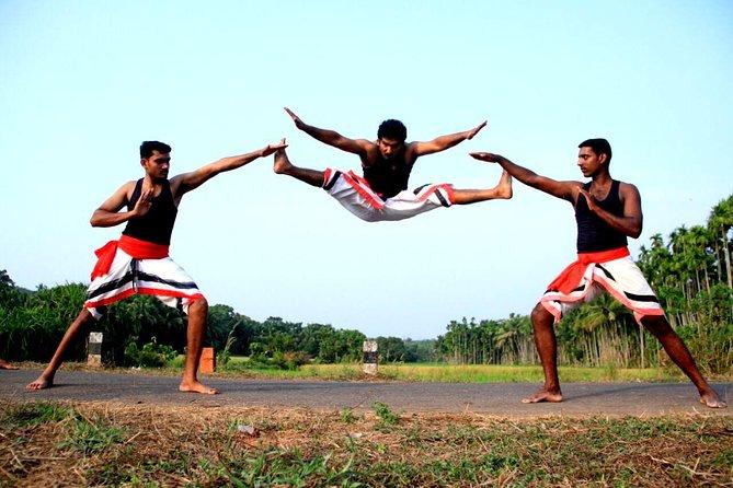 Kalaripayat Martial Art Performanace