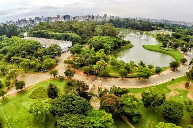 Excursão de 7 horas Resumo de São Paulo (além de traslado do aeroporto GRU)