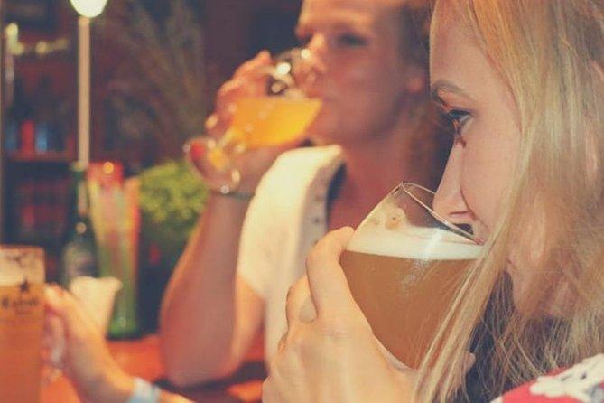 VIN Barcelona pub crawl
