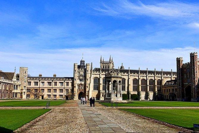 Full Day Cambridge och höjdpunkter i London Day Tour