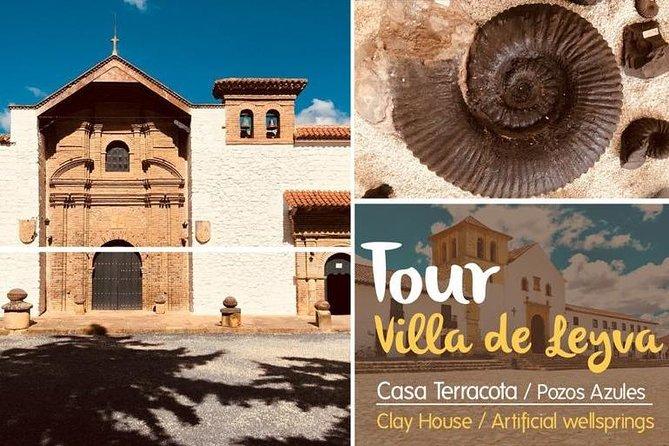 2-Day Tour to Villa de Leyva Town & Surroundings from Bogota