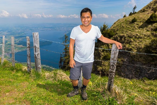 Mount Rigi Day Trip from Lucerne with Classic Rigi walking trail