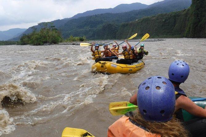 Half Day Rafting in Pastaza River
