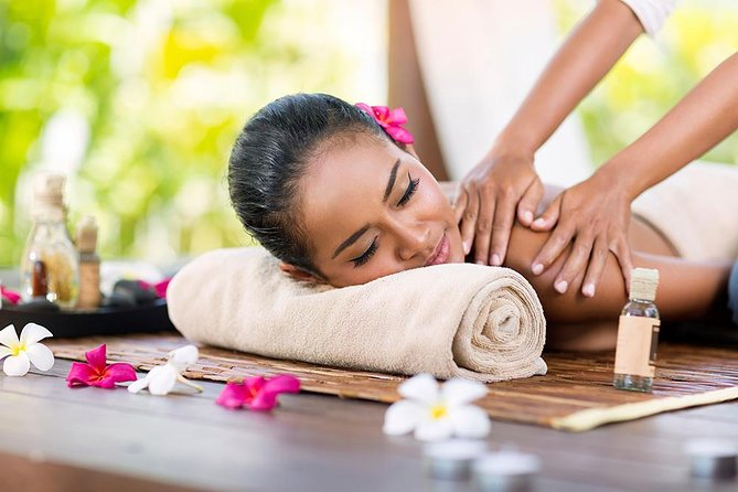 Ayurvedic Spa Massage and Herbal Garden Tour