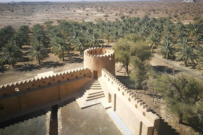 Nizwa and Jabrin day trip (English)