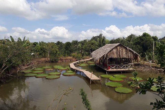 Full-day Cai Rang floating market - explore countryside, make bakery - from HCM