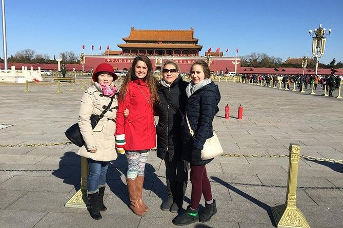 Tiananmen Square- Forbidden City, Hutong Richshaw, Temple Of Heaven Private Tour photo 6