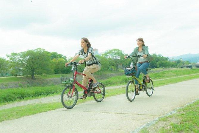Kyoto Cycling Tour with E-bike