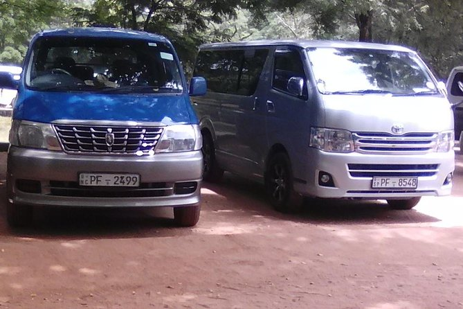 Your private Transfer between airport, colombo, negombo
