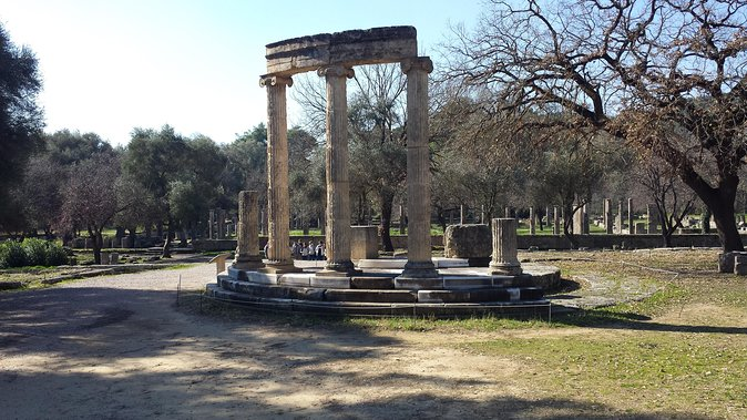 Private tour to Ancient Olympia from Katakolo Port (For group up to 15 persons)