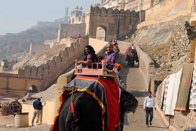 Private Tour: Golden Triangle Tour to Agra & Jaipur from Delhi
