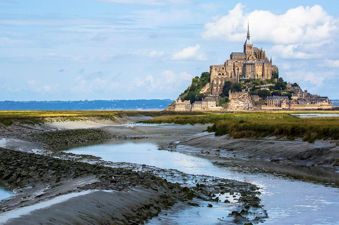 Brittany and Mont-Saint-Michel's Heritage with treats From Paris