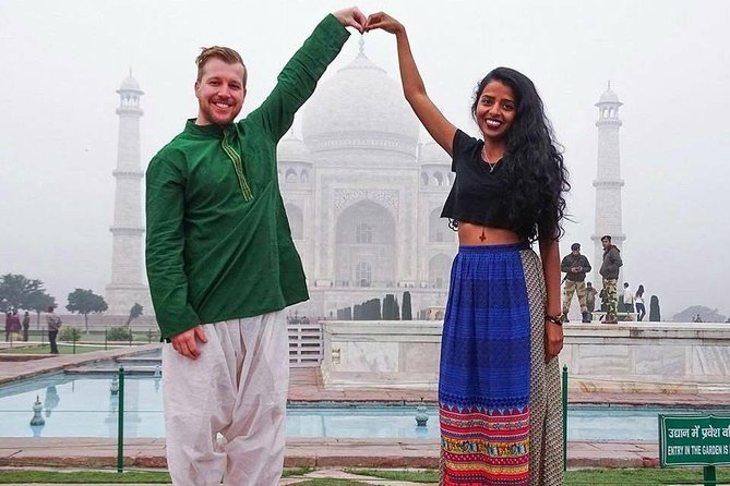 Super Saver Golden Triangle Tour to Agra and Jaipur from New Delhi