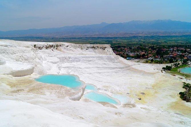 4 Days Turkey Tour: Cappadocia, Pamukkale, Ephesus