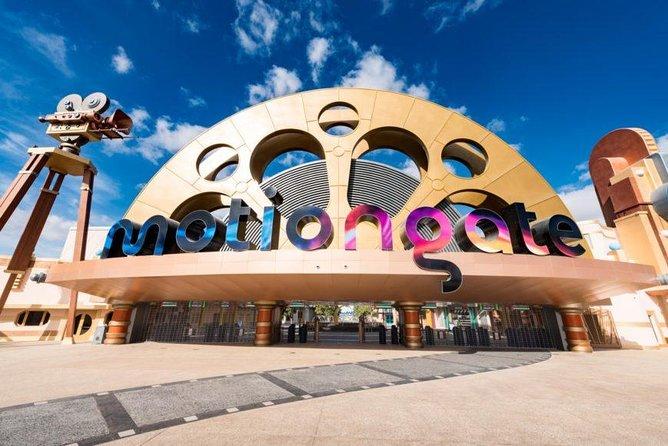 Dubai Parks & Resorts 1Day 2 Parks Ticket - Bollywood Park en Motiongate