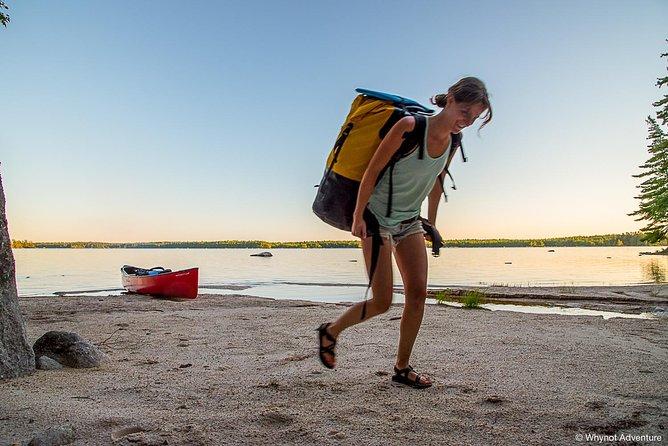 Keji Southern Lakes Canoe Trip - 3 Day