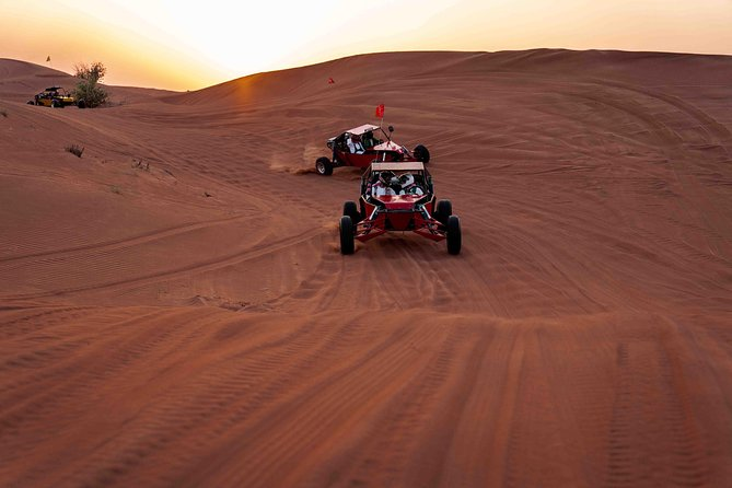 2hrs Polaris Dune Buggy Dubai Ride with Tour Guide