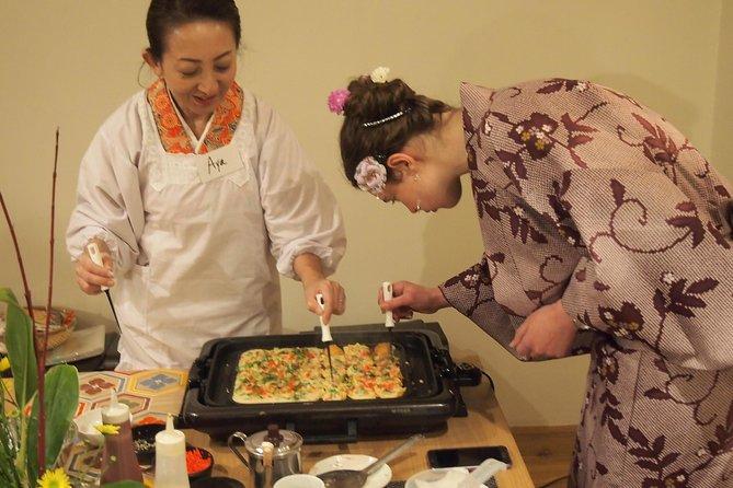 Takoyaki Cooking Class in Kyoto