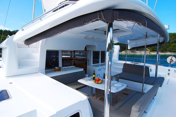 Private Luxury Day and Multi-Day Charters, 45ft Catamaran, Grey Goose of London