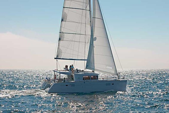 Luxury Day Charters & Multi -Day Charters, 45ft Catamaran, Grey Goose of London