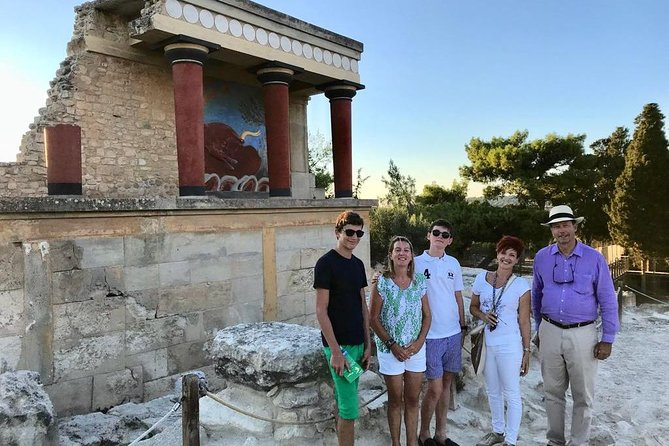 Knossos Private Guide