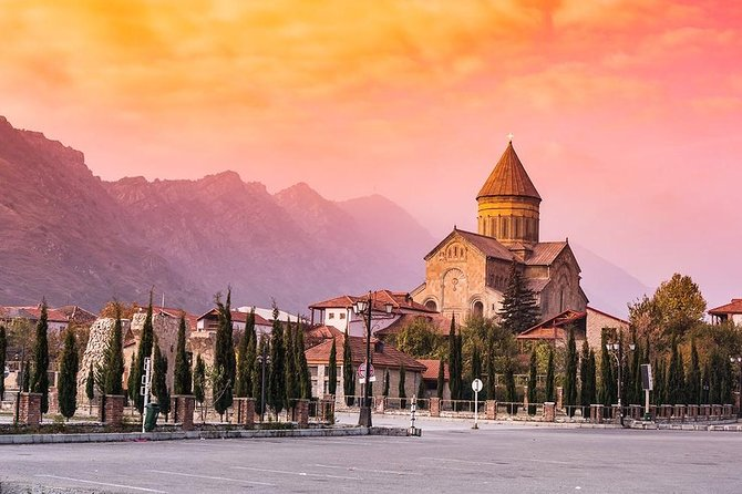 Full day Tour To Stalins Museum & Ancient Mtskheta and Cave City