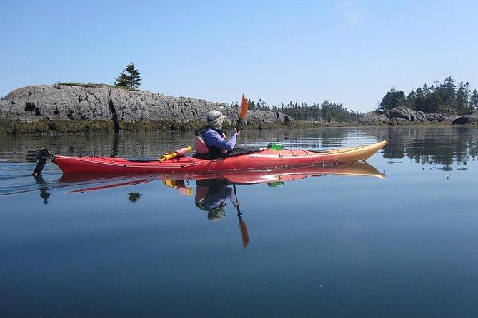 Hiking and Sea Kayaking Combo Tour