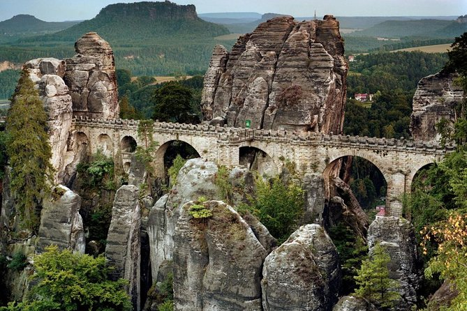 Unforgettable Private tour to Dresden and Saxon Switzerland from Prague photo 1