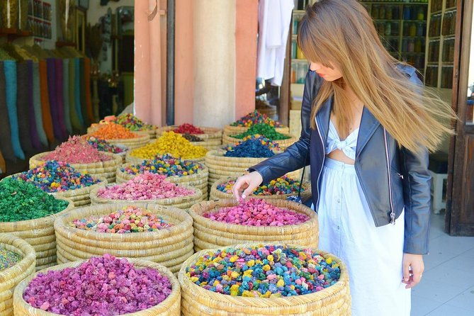 Marrakech Shopping Tour - Private Tours (Half day)