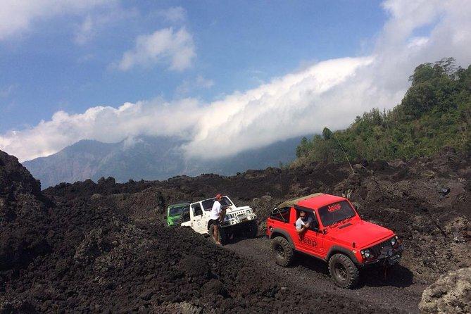 Mt Batur Bali 4WD Jeep Tours