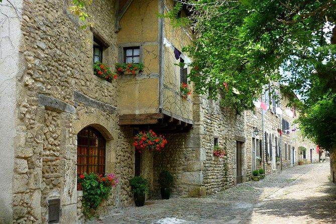 The medieval city of Pérouges