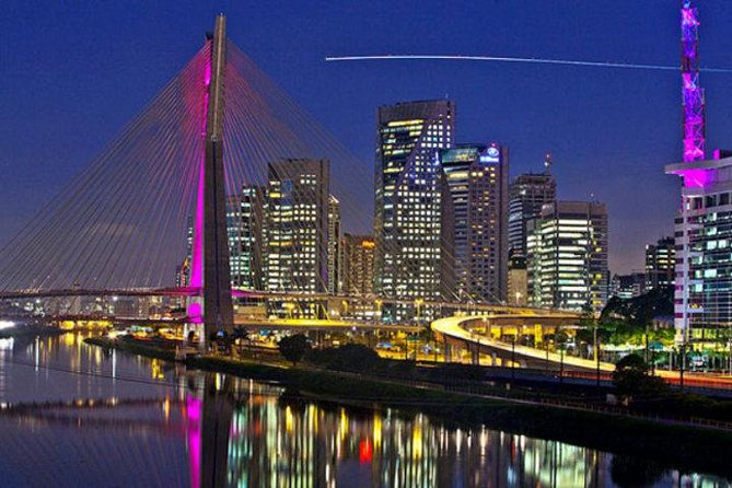 São Paulo Bustling Nightlife & Hottest Touristic Points – 5-hour Private Tour