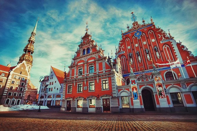 Private Walking Tour of Old Riga