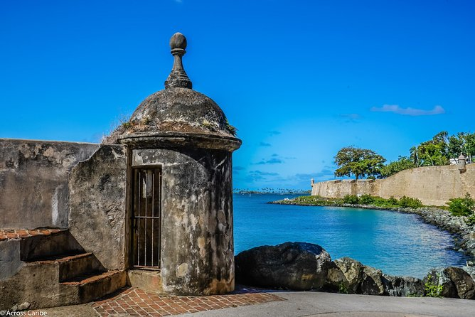Small Group Tour to Old San Juan and Rum Barrilito Destillery