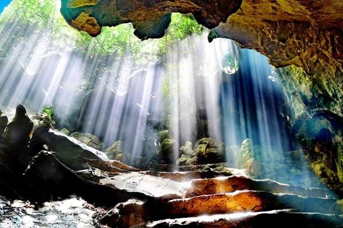 Full Day Mua Cave Thien Thanh Cave Thien Ha (galaxy ) Grotto