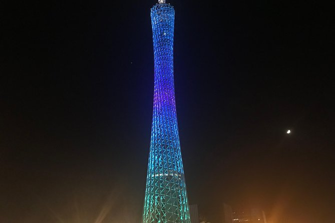 Guangzhou Pearl River Night Cruise and Din Tai Feng Dinner