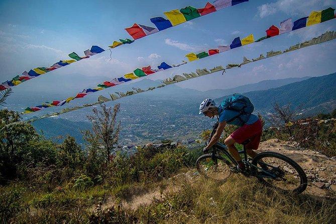 Biking Tour Around Kathmandu