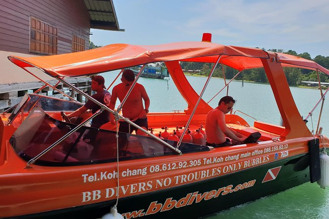 Private Half-Day Snorkeling and Diving Tour (Start at Koh Chang)