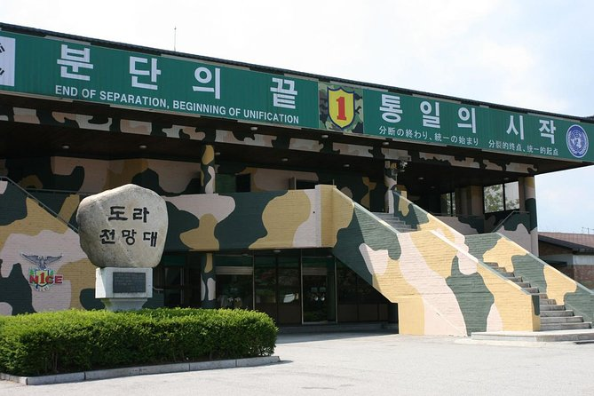 Full-day Customizable private DMZ tour with Korean BBQ