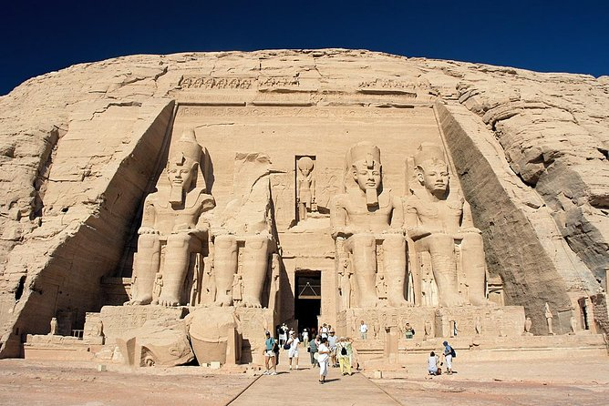 Abu Simbel and Aswan overnight Tour from luxor