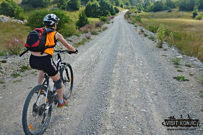 Biking through B&H