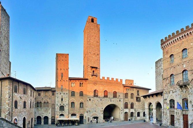 Private Excursion to Siena, San Gimignano and Chianti Landscapes